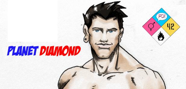 Flame On :: Planet Diamond