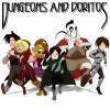 Dungeons & Doritos :: Run Away!